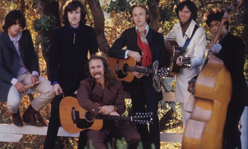 Crosby, Stills, Nash & Young : L'impossible harmonie de « Déjà Vu »