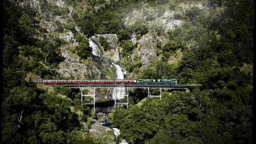 5 quirky train trips into the heart of Australia