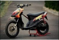 Rona Indonesia: Portal Pecinta Modifikasi motor Indonesia