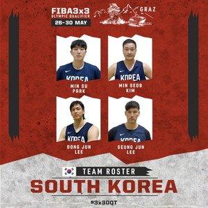 '이승준-이동준' 3x3 농구 국가대표 최종 엔트리 선발