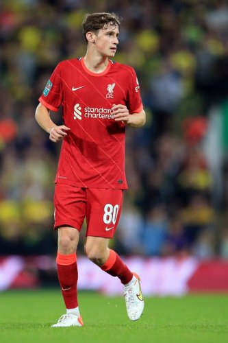 Who is Liverpool youngster Tyler Morton? Debut made v Norwich City