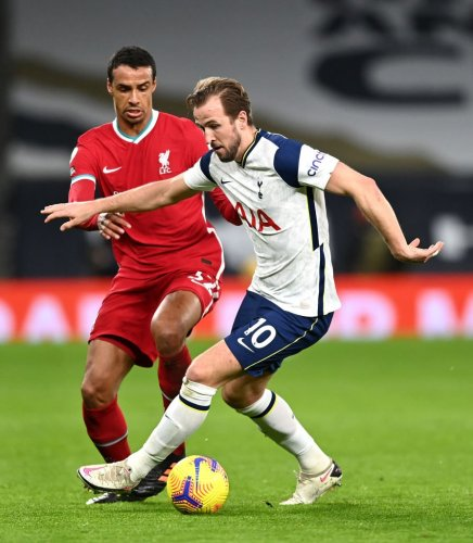 Damning stat: Liverpool centre back has more touches in opposition box than Harry Kane this season