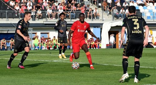 22-year-old looks rapid: 3 standout performers from Liverpool vs Mainz 05