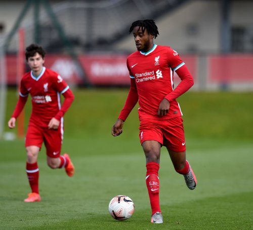 Liverpool wonderkid's recent hat-trick is further evidence he's wasted in U18s