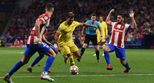 Alex Oxlade-Chamberlain put in 'immense' cameo vs Atletico Madrid