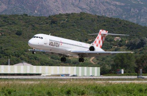 Aérien - Volotea ouvre Figari et Gênes au départ de Paris CDG