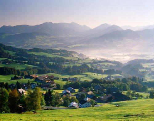 Autriche : le Bregenzerwald, entre nature et culture