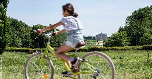 Escapades à vélo autour de Paris