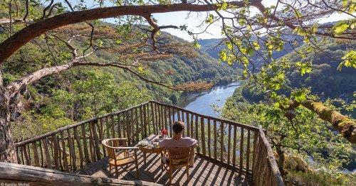 Vallée de la Dordogne, l'enchantement entre Corrèze et Lot