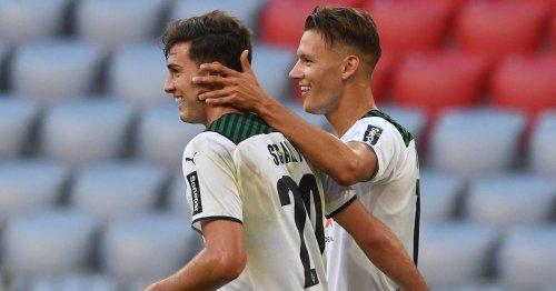Zwei Gewinner bei Borussia: Dass Wolf und Scally sich gefunden haben, passt zur Vorbereitung