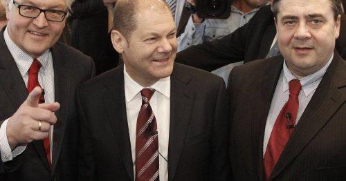 SPD will Ampel-Sondierungen mit Grünen und FDP starten: Opfert die SPD Steinmeier für Scholz?