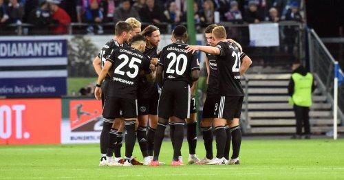 Nach 1:1 in Unterzahl beim HSV: Diesen Anführer hat Fortuna gebraucht