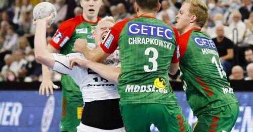 Überraschungsteam bleibt Tabellenführer: SC Magdeburg gewinnt Handball-Spitzenspiel beim THW Kiel