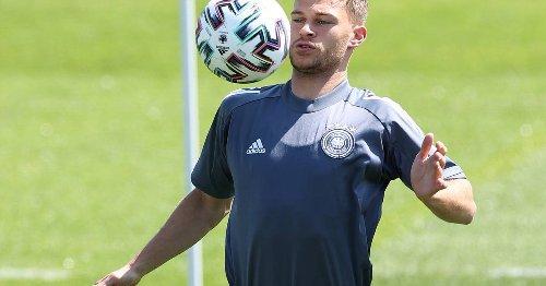"""Debatte über Rolle des Bayern-Stars: Kimmich fühlt sich """"auftragslos"""" als Rechtsverteidiger"""