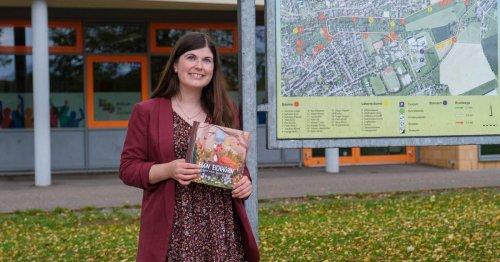 Buchautorin aus Jüchen: Gieratherin schreibt Kinderbuch zum Thema Umweltschutz