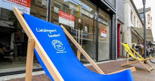 Kevelaer will Ladenlokale zu günstigen Preisen vermieten: Kampfansage an den Leerstand
