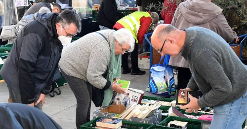 Aktion für die Mediathek in Kamp-Lintfort: Bücherherbst mit gleich vier Neuerungen