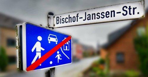 Debatte um Missbrauchsvorwürfe hat Kevelaer erreicht: Befragung zur Bischof-Janssen-Straße
