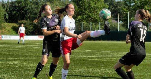 Fußball, Frauen-Niederrheinliga: Coach Kerkhoff will mehr Abschlüsse sehen