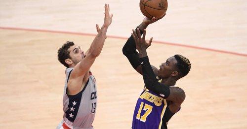 Vierte Niederlage im fünften Spiel: Schröder steckt ohne James mit den Lakers in der Krise
