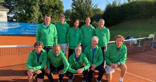 Deutsche Meisterschaft: RTC-Herren 50 verliert das Finale