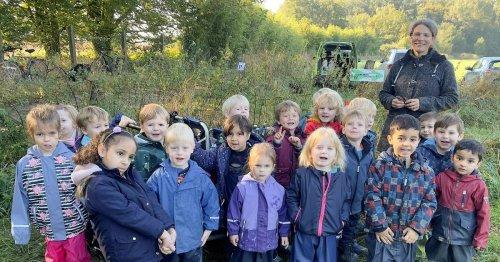 Waldführerin in Korschenbroich: BUND bringt Kinder zu Mutter Natur