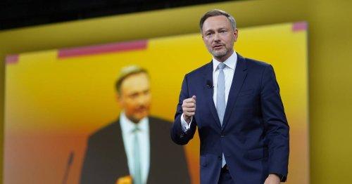 Sonderparteitag der FDP: Lindner zeigt eine Präferenz für Jamaika – mehr aber nicht