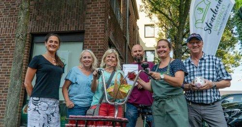 STraelen: Erdbeer-Spende wird zu leckerer Marmelade
