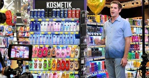 Dreharbeiten in Kevelaer: Erntedank-Gottesdienst im Supermarkt