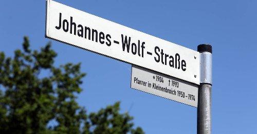 Vorschlag des Heimatvereins Korschenbroich: Klara Schmolke als Straßenname statt Johannes Wolf?