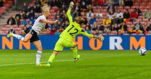 7:0 vor enttäuschender Kulisse: DFB-Frauen starten mit Torfestival in WM-Qualifikation