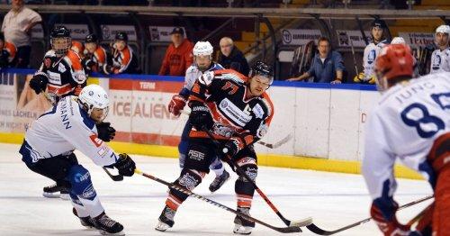 Eishockey, Regionalliga: Fischbuch bringt den Ice Aliens den zweiten Punkt