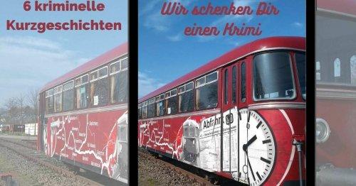 Wipperfürther Autorengruppe: Schienenbus ist der Mittelpunkt mehrerer Krimis