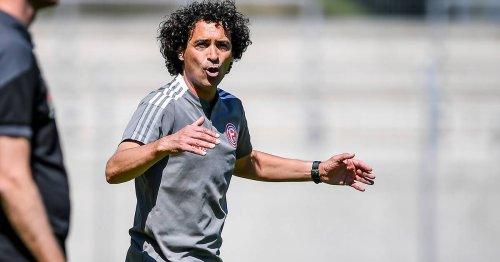 Fortunas U23 in Galaform: Michaty muss schon Frage nach dem Aufstieg beantworten