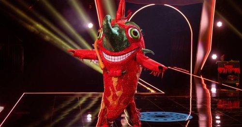"""ProSieben-Show: """"Chili"""" enttarnt – Dieser bekannte Moderator steckte im ersten """"Masked Singer""""-Kostüm"""
