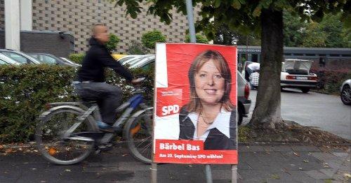 Als Bundestagspräsidentin vorgeschlagen: Bärbel Bas aus Duisburg – die fast vergessene Stimme der SPD