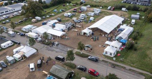 100 Tage Flut: Das Camp der Hoffnung