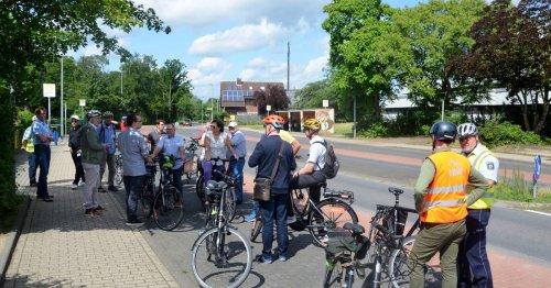 Aufnahme in den Kreis der fußgänger- und fahrradfreundlichen Städte: Neuer NRW-Verkehrsminister kommt nach Rheinberg