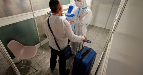 Steigende Corona-Infektionen: Testpflicht für Urlauber soll ab kommendem Sonntag gelten