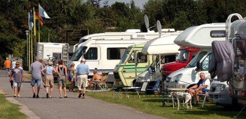 Tourismus im Kreis Kleve: Friedensplatz für Camper wieder geöffnet – welche Regeln jetzt gelten