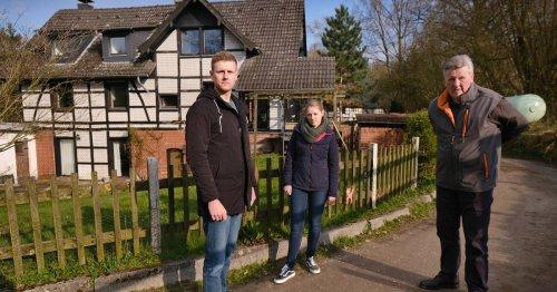Heiligenhaus: Junges Ehepaar kämpft um sein Zuhause: Wirbel um einen drohenden Abriss