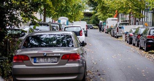 13 Gebiete benannt: In diesen Düsseldorfer Quartieren kommt jetzt Anwohnerparken