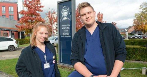 Neusser berichten: Ausbildung zur Pflegefachkraft - Zwischen Traumberuf und Knochenjob