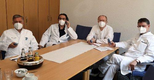"""Gesundheit in Krefeld: """"Krebs ist ein größeres Risiko als Corona"""""""