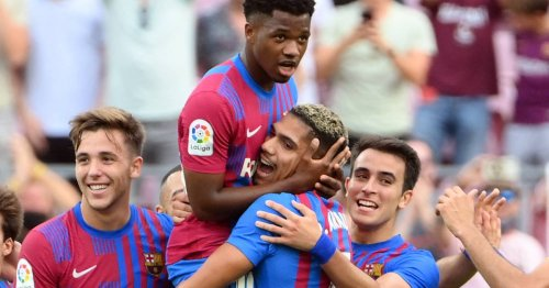 Koeman darf aufatmen: Der Barcelona schlägt Levante – Fati trifft beim Comeback