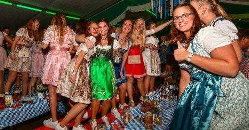 Veranstaltung in der Marienstadt: Kevelaerer feiern das Oktoberfest