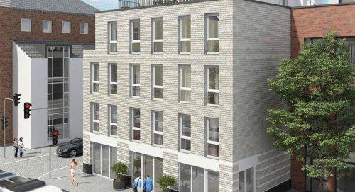 Moderner Wohnungsbau: Debatte um Neubau in Fischeln