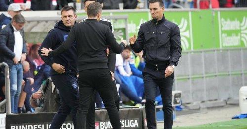 Nach 1:3-Niederlage in Düsseldorf: Dieses Lob hat der KSC-Trainer für die Fortuna-Fans