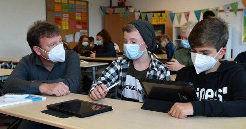 """Digitalisierung an Remscheider Schulen: """"Die EMA will eine iPad-Schule werden"""""""