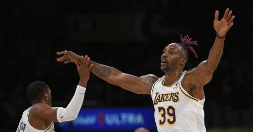 Nach Lakers-Niederlage: Basketball-Stars Davis und Howard geraten körperlich aneinander